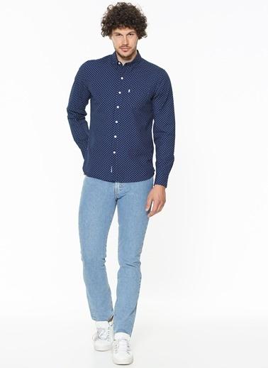 Levi's® Jean Pantolon | 511 - Slim Fit Mavi
